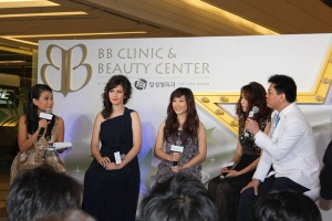 สัมภาษณ์น้องๆ BB Presenter และศัลยแพทย์เสริมจมูก
