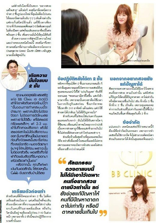 interview-cosmetic-surgeon-bb-clinic-cosmomag-2011-2